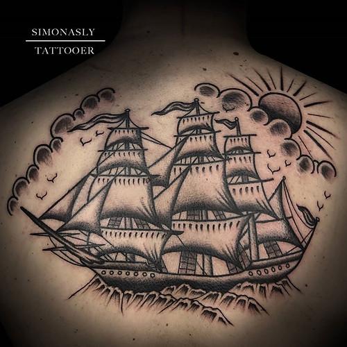 SIMONASLY - Tattoo artist