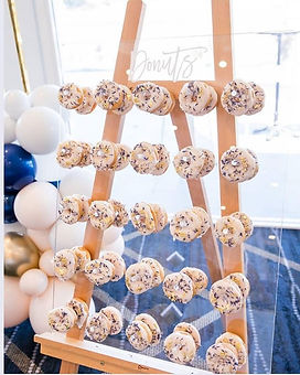Our donut wall once again a hit!.jpg