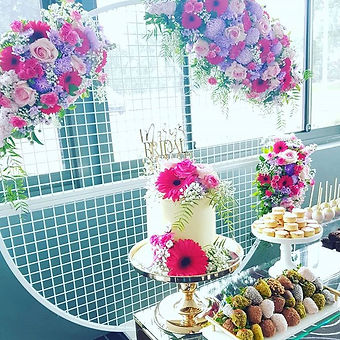 Mary's Bridal shower! _#instaevents #ins