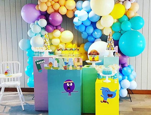 Jonah's 1st birthday! _Concept, styling,