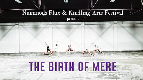THE BIRTH OF MERE_Numinous Flux_FB Event