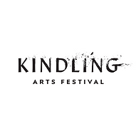 Kindling Logo - Black on White Square.pn
