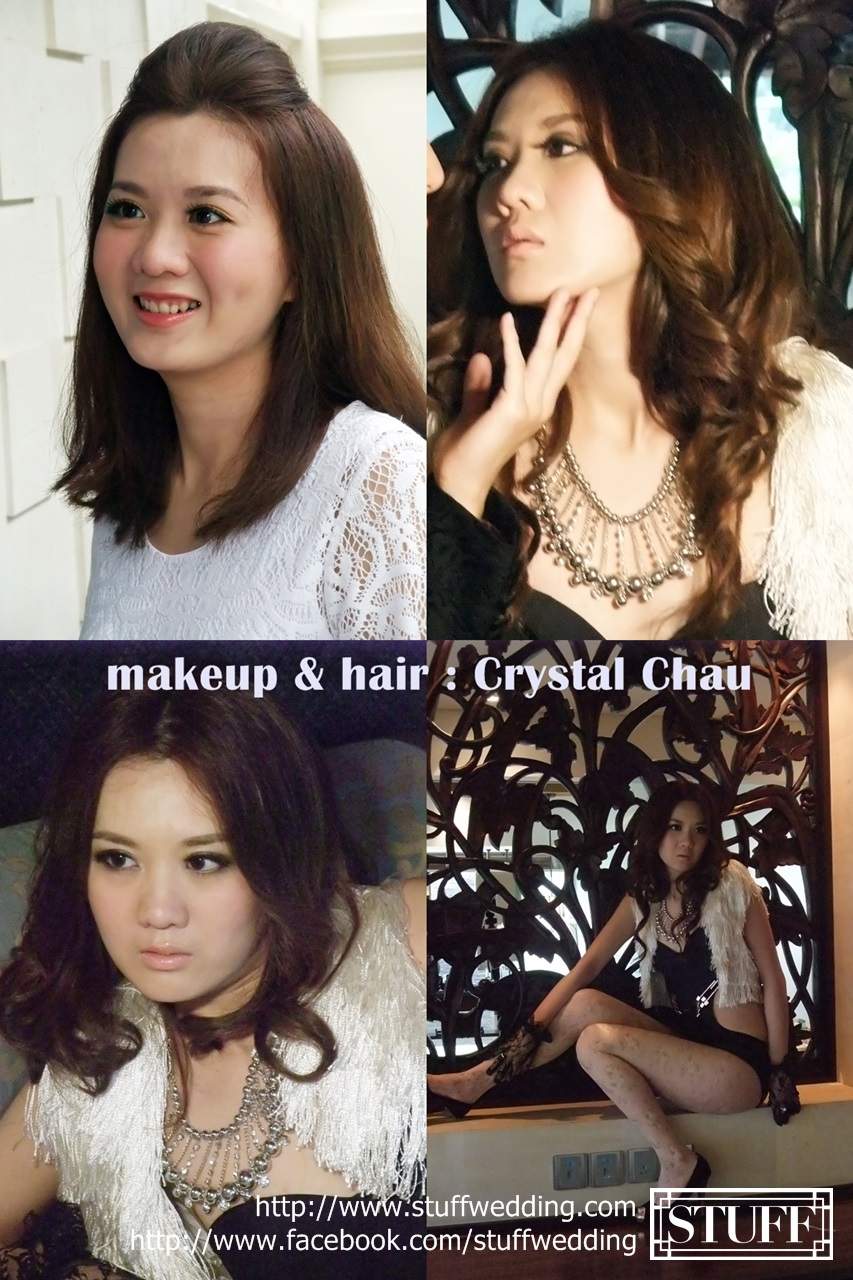 Make Up Crystal 48