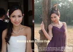 Make Up Crystal 46