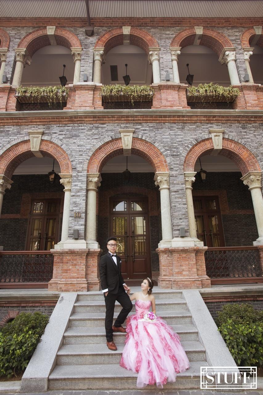 Shanghai Pre-wedding 012