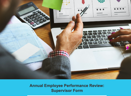 Taking the Anxiety out of Non Profit Employee Performance Evaluations :)