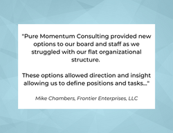 Testimonial from Mike Chambers, Frontier Enterprises, LLC
