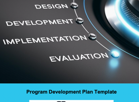 3 Tips for Program/ Service Planning & Development