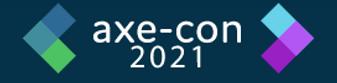 axe-con 2021