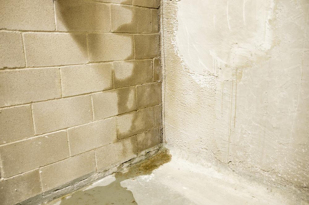 locating basement water leaks