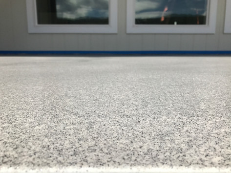 Waterproof Solid Surface Deck