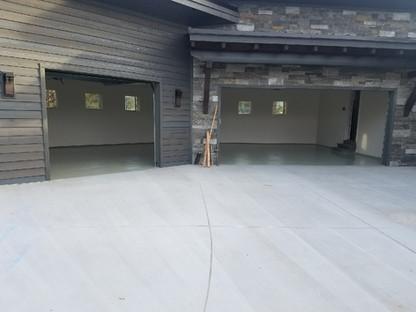 Waterproof Garage Coating