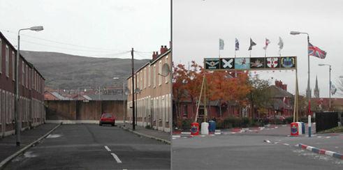Belfast Peace Lines