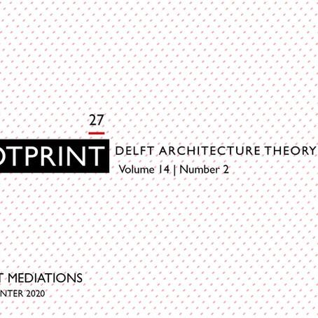 Footprint #27: Conflict Mediations