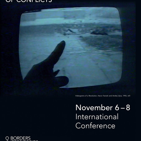 Mediating the Spatiality of Conflicts Conference