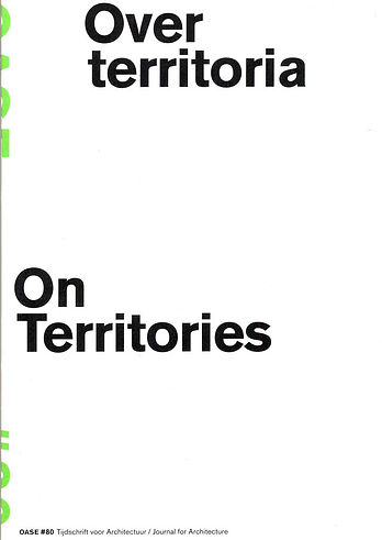 On Territories: Redactioneel