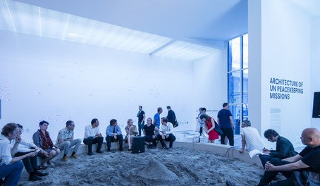 Presentation of 'X Agendas for Architecture' at Venice Biennale