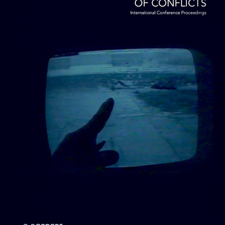 Mediating the Spatiality of Conflicts: International Conference Proceedings Announcement