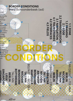 Book Launch: 'Border Conditions'