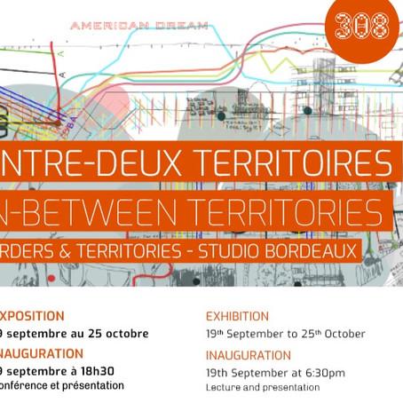 In-between Territories - Exhibition of the Studio of Borders & Territories