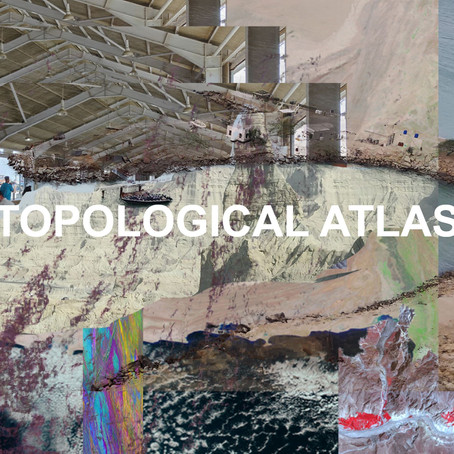 dr. Nishat Awan: 'Topological Atlas: Mapping Contemporary Borderscapes'