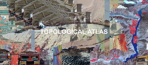 Topological Atlas: Mapping Contemporary Borderscapes