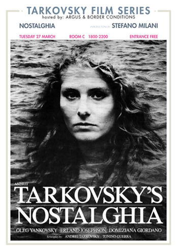 Andrei Tarkovski Retrospective
