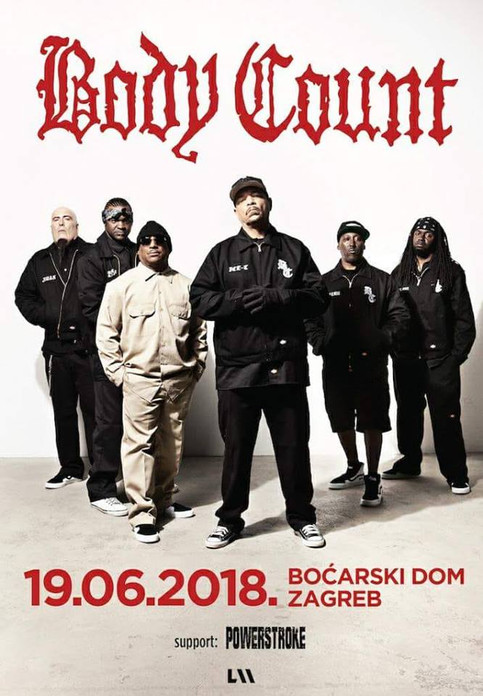 Body Count's in the house!