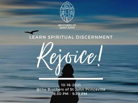 Rejoice! Mini Retreat