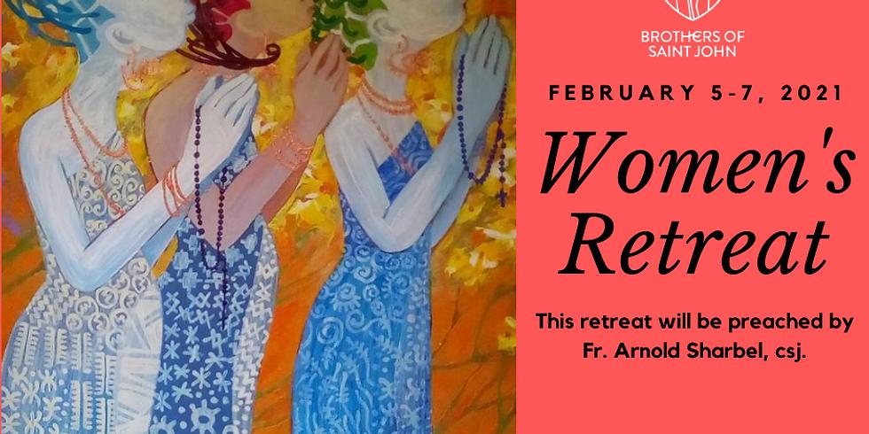 Women's Retreat Feb 5-7, 2021