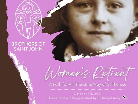 A Path for All: The Little Way of St Therese