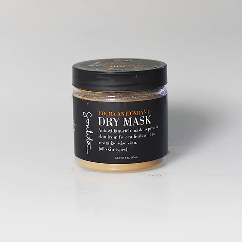 Cocoa Antioxdant Dry Mask