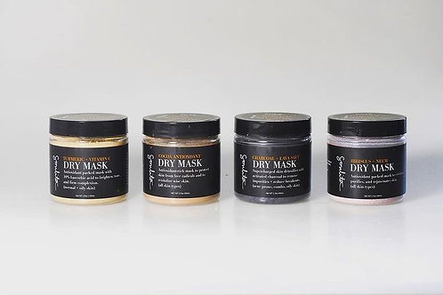 Exclusive Dry Mask Set