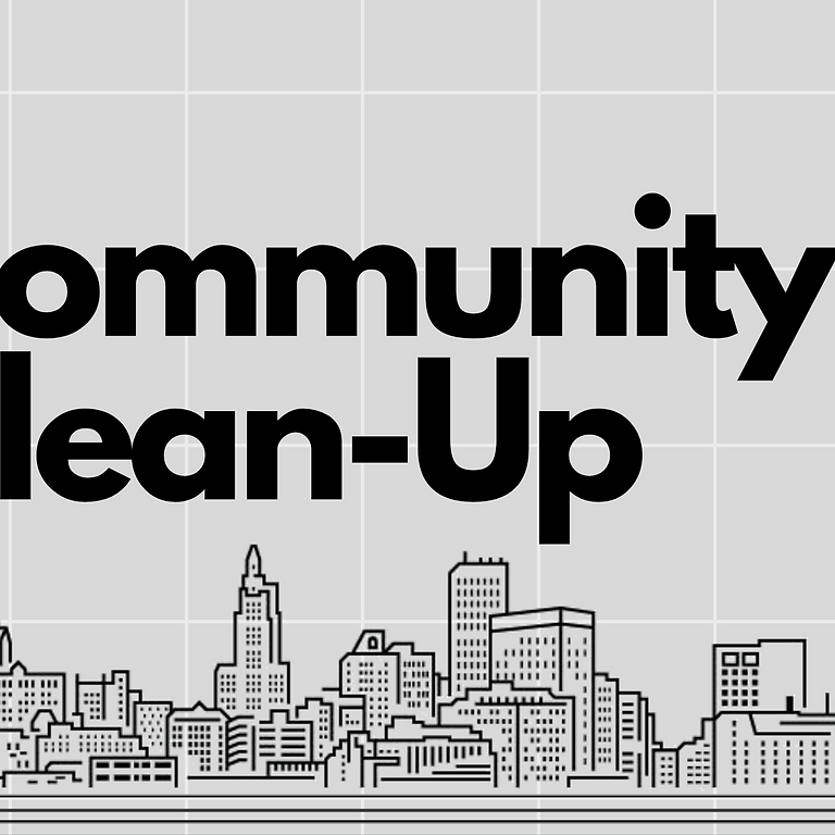 PVD Community Clean-Up