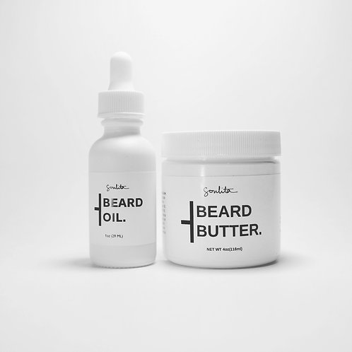 Superior Beard Set