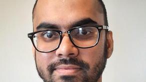 Sumair Hassan er ansatt som IT utvikler