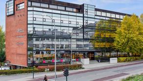 Nye kontorer i Østensjøveien 43