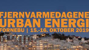 Fjernvarmedagene - Urban Energi 2019