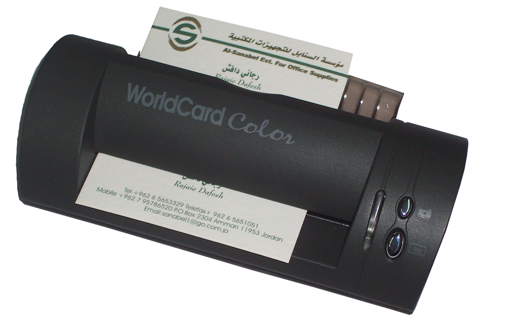 World Card Color