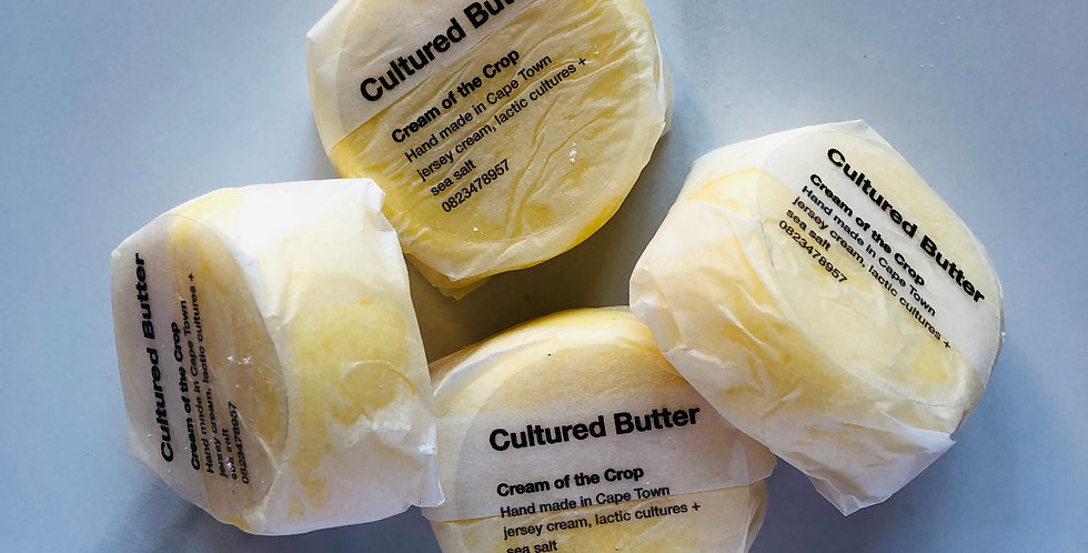 Artisanal Butter