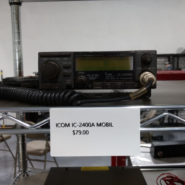 ICOM IC-2400A Mobil