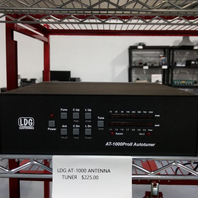 LGD AT-1000 antenna tuner
