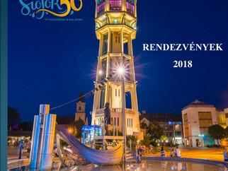 Siófoki rendezvénynaptár 2018