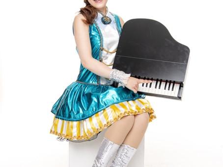 ピアノ持って プロフィール写真