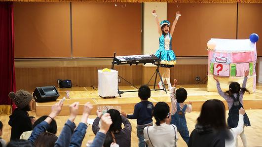 ふれ音って何?|幼稚園出張公演|実施風景