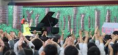 ふれおと|ふれ音|幼稚園実施風景