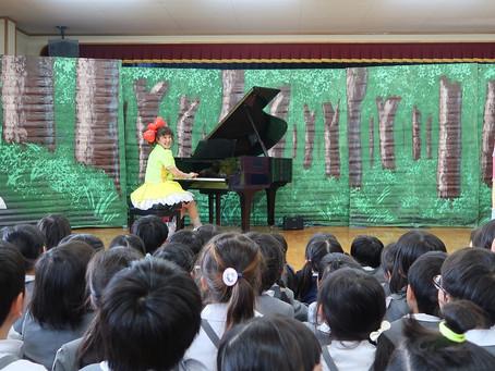 ピアノのセッティングについて
