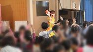 幼稚園イベント出張パフォーマンス