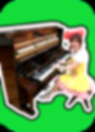 ピアノのおねえさん|なおちゃん