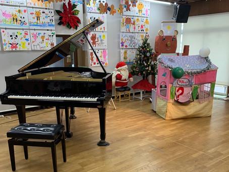 園児向けコンサート企画:クリスマス会